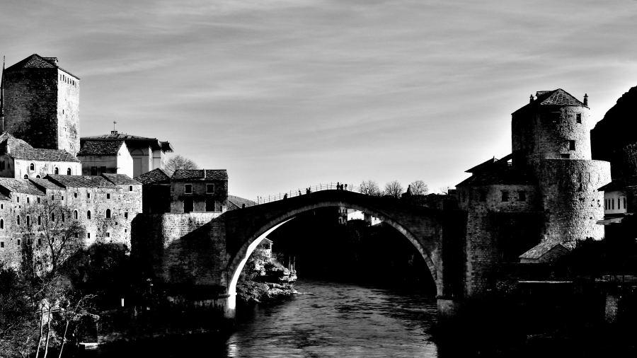 Old Bridge - Mostar
