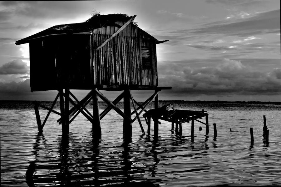 Fisherman's Hut - Belize